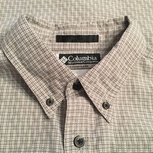 Columbia XCO Long-Sleeve Button-Up